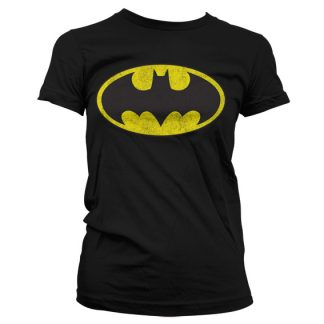 Batman Distressed Dam T-shirt (Small)
