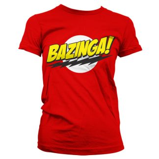Bazinga Dam T-shirt (Small)