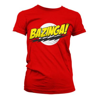 Bazinga Dam T-shirt - Small