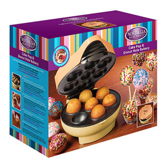 Cake Pops Bakery Retro Series