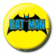 DC COMICS - BATMAN RETRO LOGO KNAPP