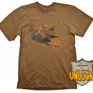 DOTA 2 T-Shirt Batrider + Digital Unlock