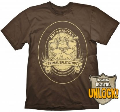 DOTA 2 T-Shirt Brewmaster + Digital Unlock