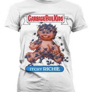 Garbage Pail Kids Itchy Richie Tjejig T-Shirt