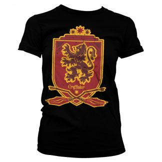 Harry Potter Gryffindor Dam T-shirt