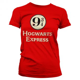 Harry Potter Hogwarts Express Dam T-shirt