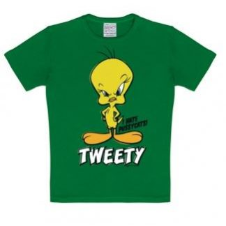 Looney Tunes Tweety T-Shirt Barn Grön