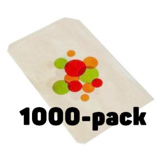 Retro Godispåsar - 1000-pack