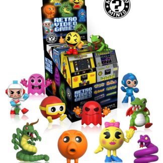 Retro Video Games Mystery Mini Blind Box