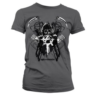 Sons Of Anarchy Engine Reaper Dam T-Shirt