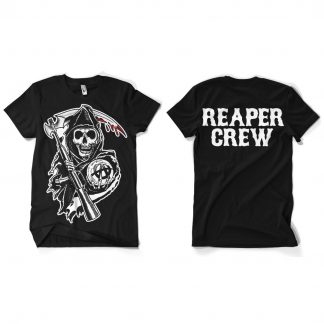 Sons Of Anarchy SOA Reaper Crew T-Shirt