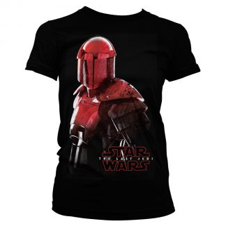 Star Wars The Last Jedi Elite Praetorian Guard Dam T-shirt