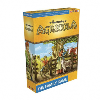 Agricola: Family Edition (Swe.)