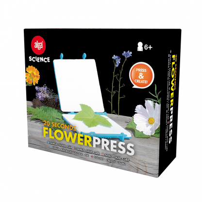 Alga Science - Flower Press