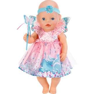 Baby BornDockkläder, Wonderland Sparkle Wing Dress