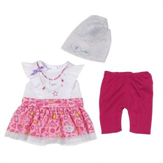 Baby BornFashion Collection med Glitter Mössa