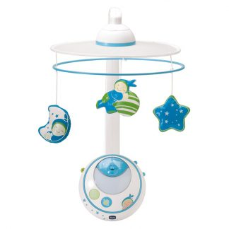 ChiccoMagic Stars Cot Mobile (Boy)