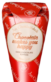 Chocolate makes you happy - Åre Chokladfabrik