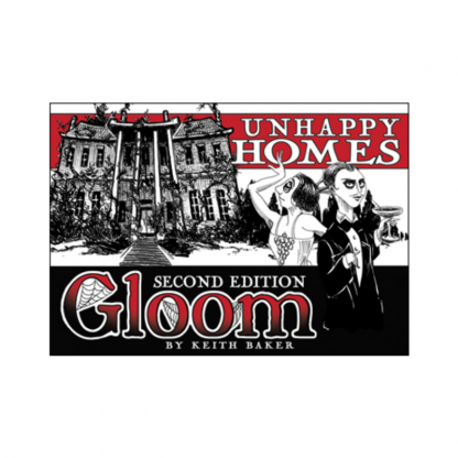 Gloom: Unhappy Homes 2nd Edition (Exp.)