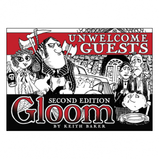 Gloom: Unwelcome Guests 2nd Ed. (Exp.)