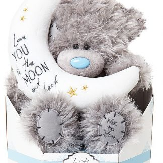 "Nalle ""Love you to the moon..."", 20cm - Me to you"