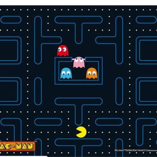 Pac-Man Labyrint Musmatta
