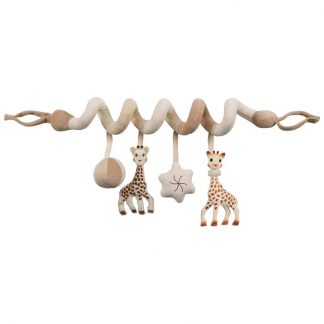 Sophie The GiraffeSo Pure Activity Spiral