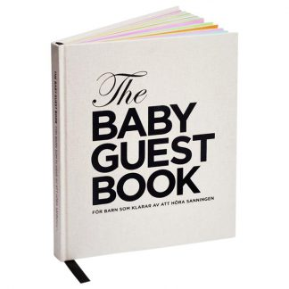 The Tiny UniverseThe Baby Guest Book Norsk
