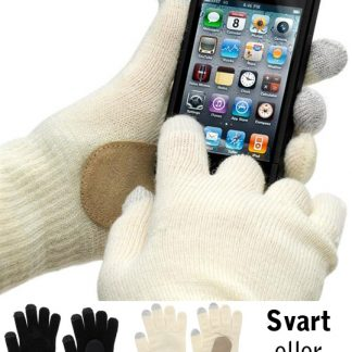 Touchscreen Vantar (Till touchscreen på ex. smart phones) (Svart)
