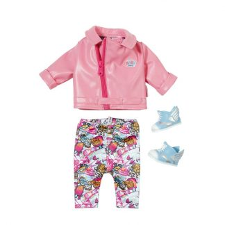Baby BornPlay & Fun Deluxe Scooter Outfit