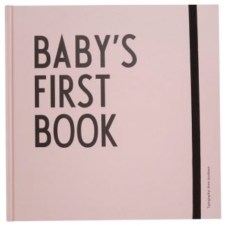 Design LettersBaby's first book Rosa