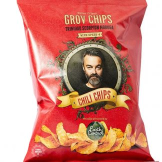 Chili Chips (vindstyrke 4) - Chili Klaus