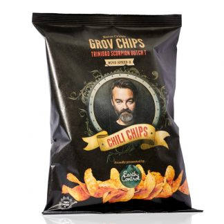 Chili Chips (vindstyrke 8) - Chili Klaus