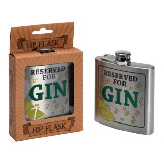 Fickplunta Reserved for Gin