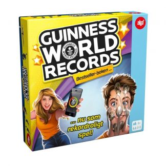Guinness World Records, Sällskapsspel