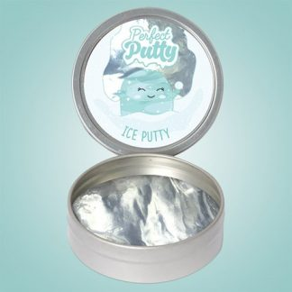 Ice Putty - Kristallklar lera, Multi