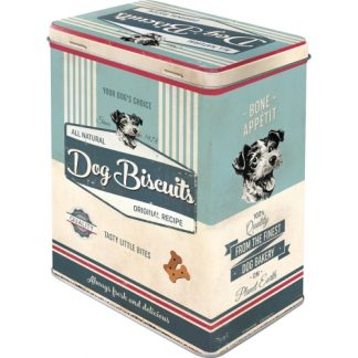 Plåtburk Retro Dog Biscuits