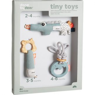 Done by DeerTiny Activity Toys Set