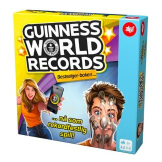 Guinness World Records Sällskapsspel
