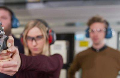 Pistolskytte VIP
