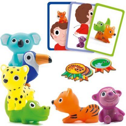 Spel för små barn - Little Action, Multi