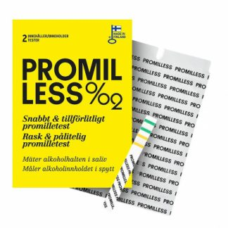 Alkotest 2-pack