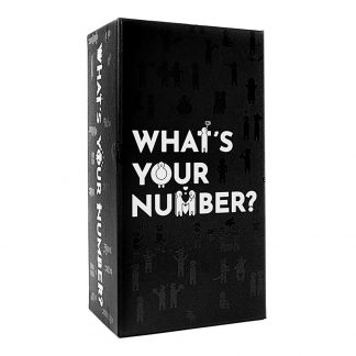 What's Your Number Sällskapsspel