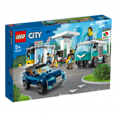 Lego City - Bensinstation 60257