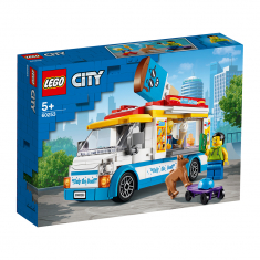 Lego City - Glassbil 60253