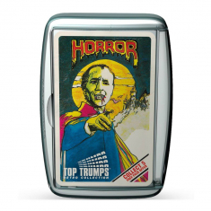 Top Trumps Limited Edition - Horror 1 Retro Pack