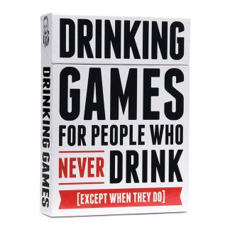 Drinking Games For People Who Never Drink Festspel