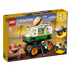Lego Creator - Hamburgermonstertruck 31104