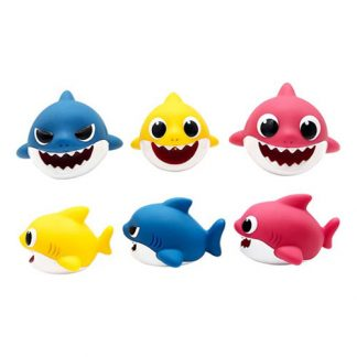 Baby Shark Badleksak - 1-pack