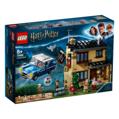 Lego Harry Potter - Privet Drive 4